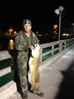 "Click to enlarge image 48"" Beautiful red... Caught October 26, 2013 - October 2013 - Big Reds!"
