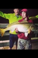 "Click to enlarge image Zac isnt telling a ""fish story""... the fish really was ""that big""!! - 2014 catches -"